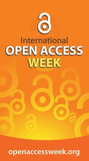 Open Access Day bookmark